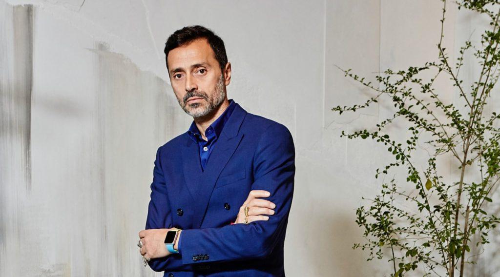 A Portrait of Fabio Novembre.