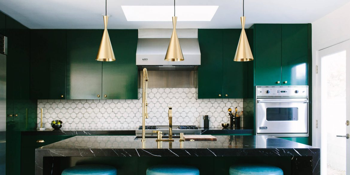 The Kitchen Trend Of 2019 Colour Your Cabinets