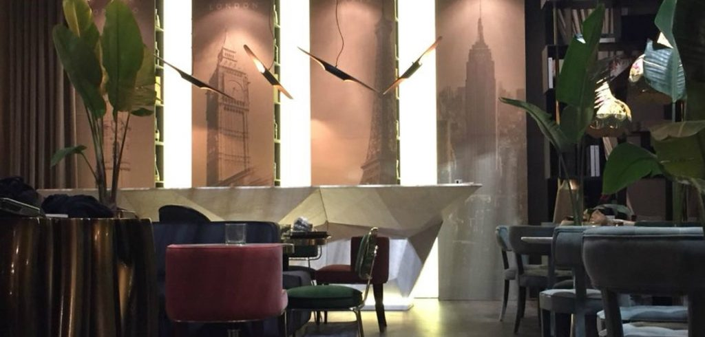 A look at the Portuguese covet lounge at iSaloni