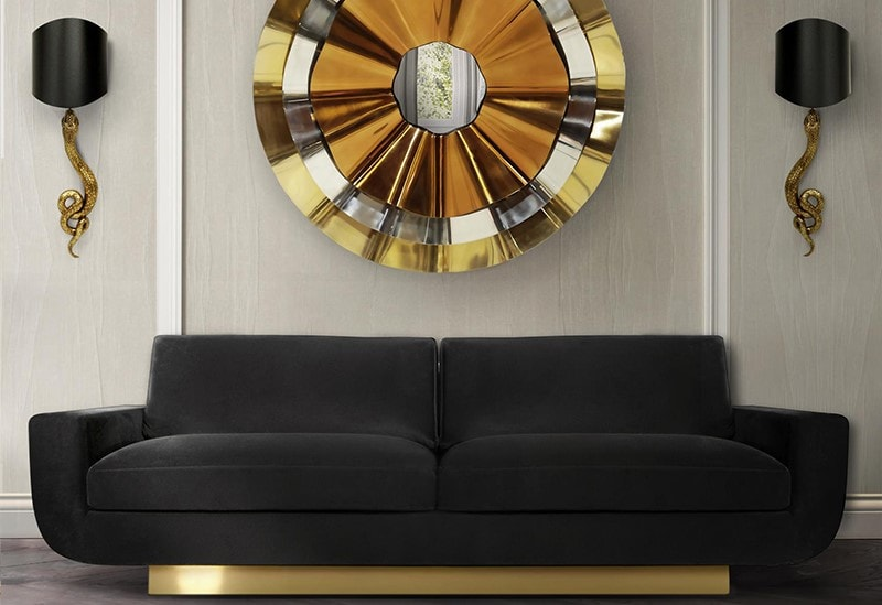 The Sofia office sofa by Koket.