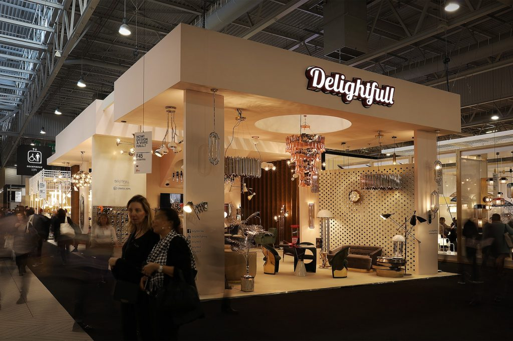 Delightfull at Euroluce.