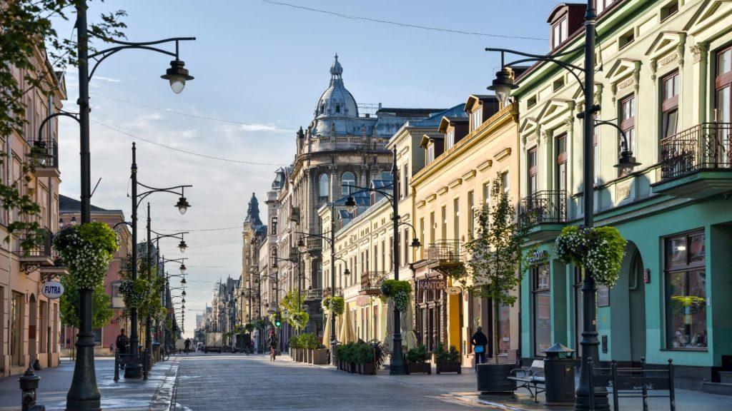 Łódź: Discover the artistic center of Poland!