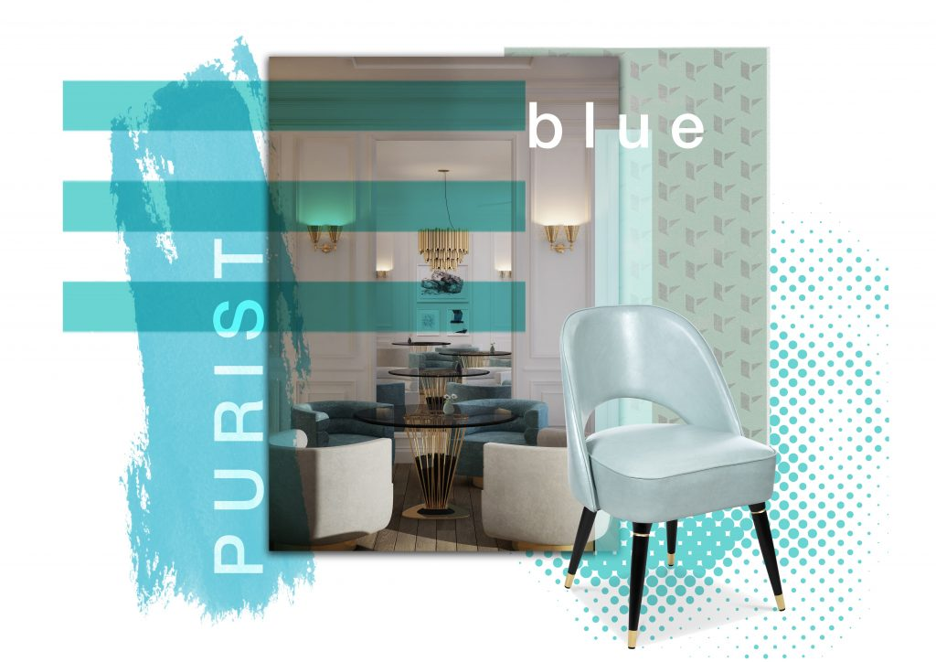 The purist blue moodboard by Essential Home.