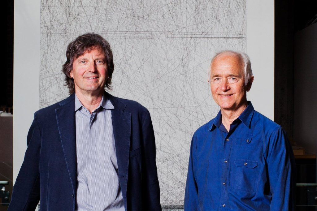 Olsen Kundig founders are both American interior designers with a passion for using natural and raw materials in their designs.