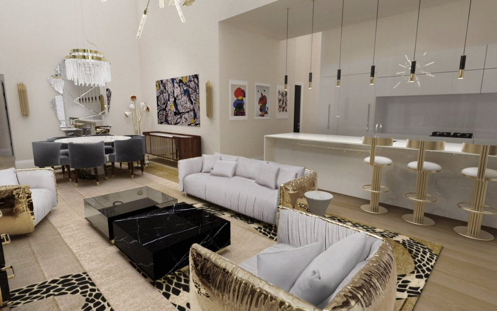 For the ultimate design experience visit The Mansion by Covet NYC on Madison Avenue in New York City.