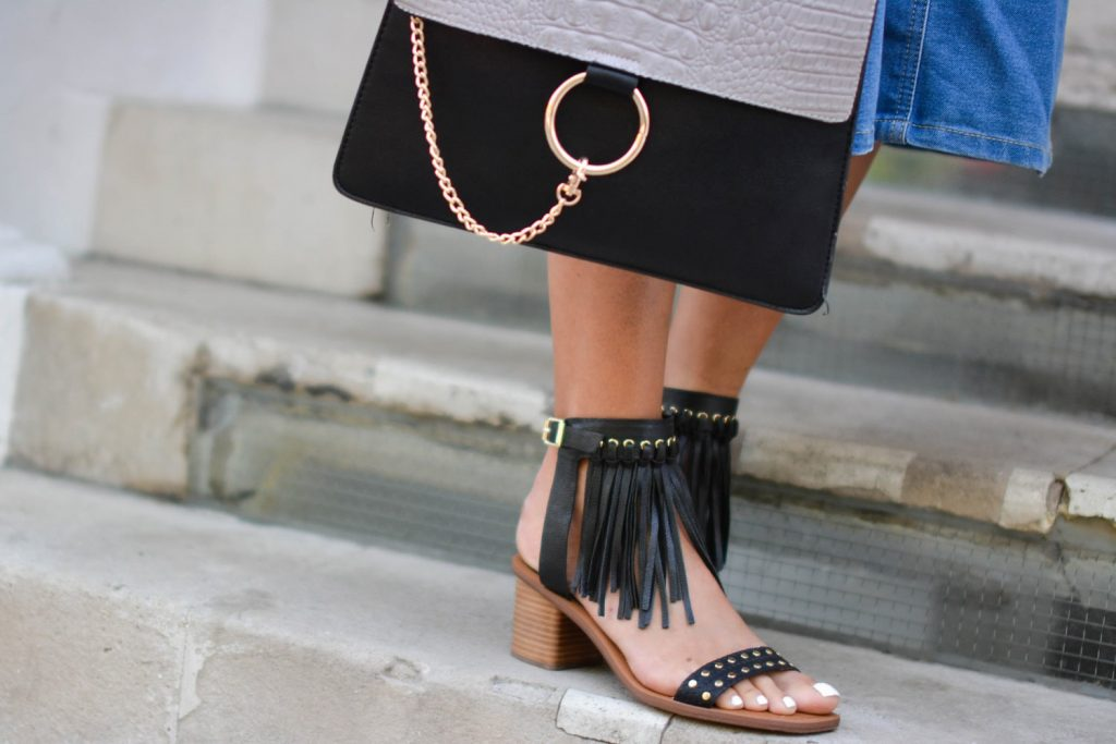 Fringes are one of the Summer fashion trends