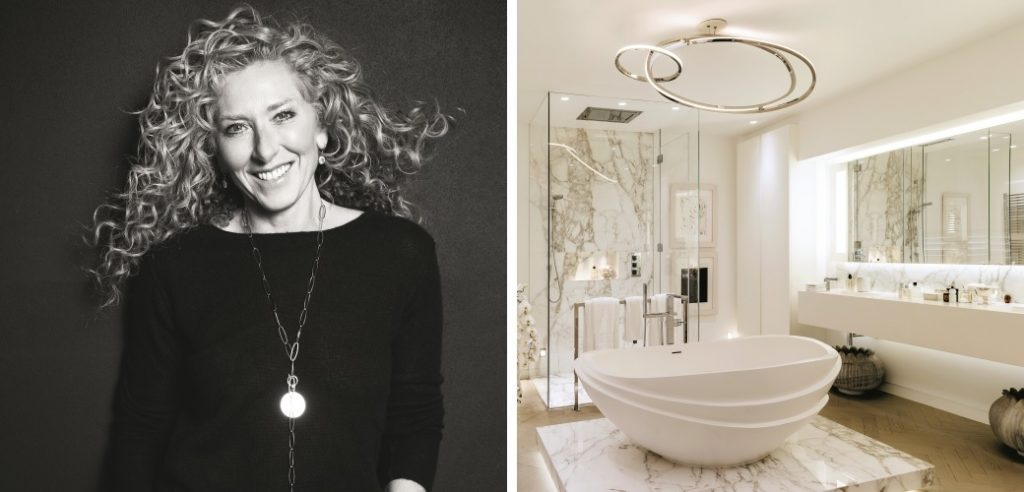 KELLY HOPPEN and hER design example. Top 10 Interior Designers