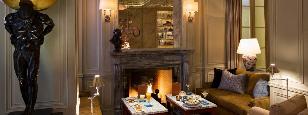 Top 5 luxury hotels in New York City