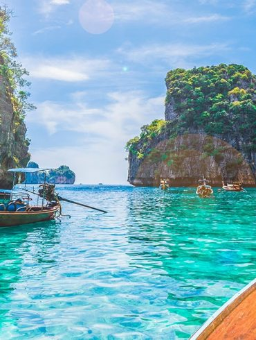 Top 5 luxury destinations to visit in 2019