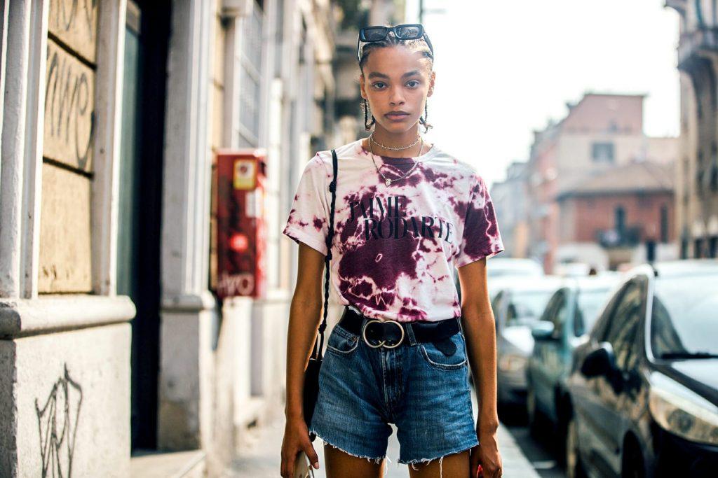 Tie-tye is the fresh summer fashion trend