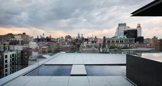 "<img src=""152 Elizabeth Street"" alt=""Rooftop view of 152 Elizabeth Street building, created by  Tadao Ando "">"