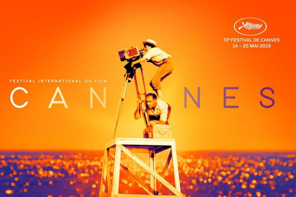 The poster for the Cannes Film Festival 2019.