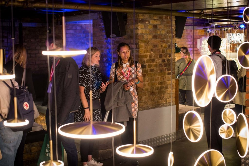 Clerkenwell Design Week is the biggest design hub and a must see in May.