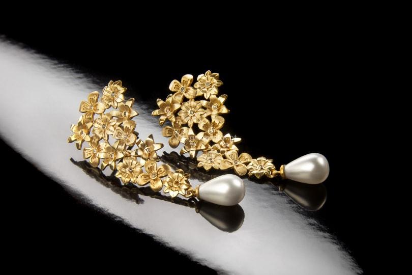 Jewelery created by Diogo Dalloz