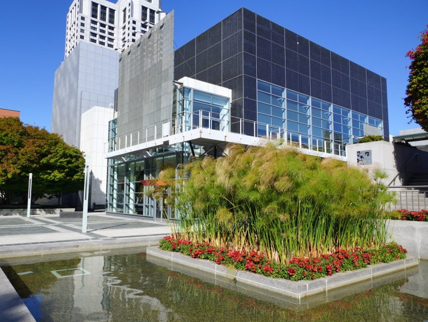 Yerba Buena Center for the Arts (YBCA) in San Francisco