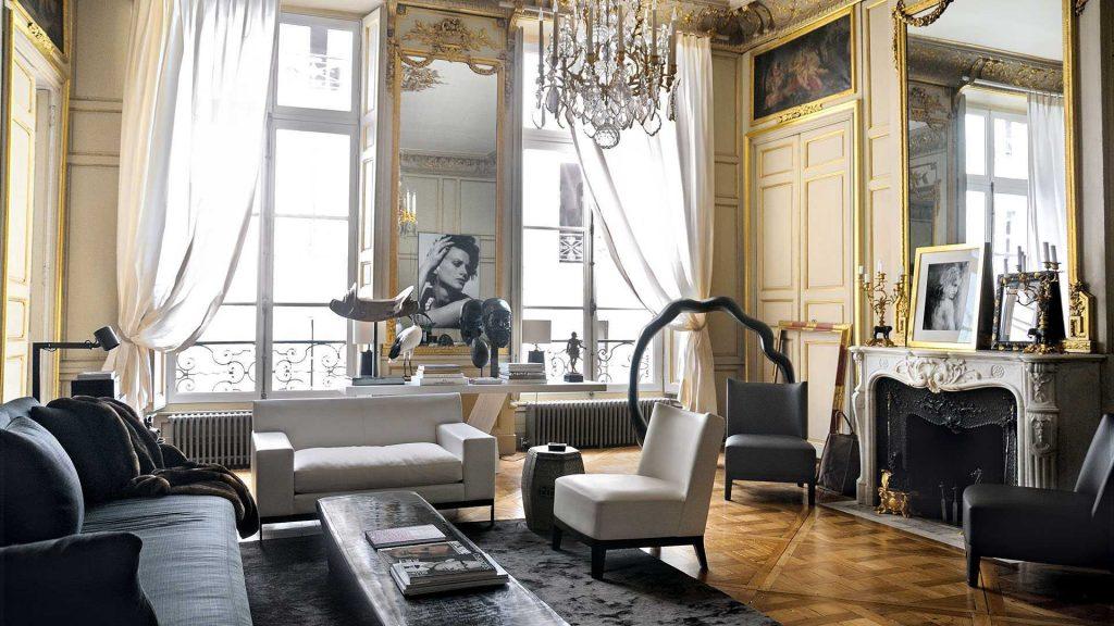 Christian Liaigre wonderful hotel design