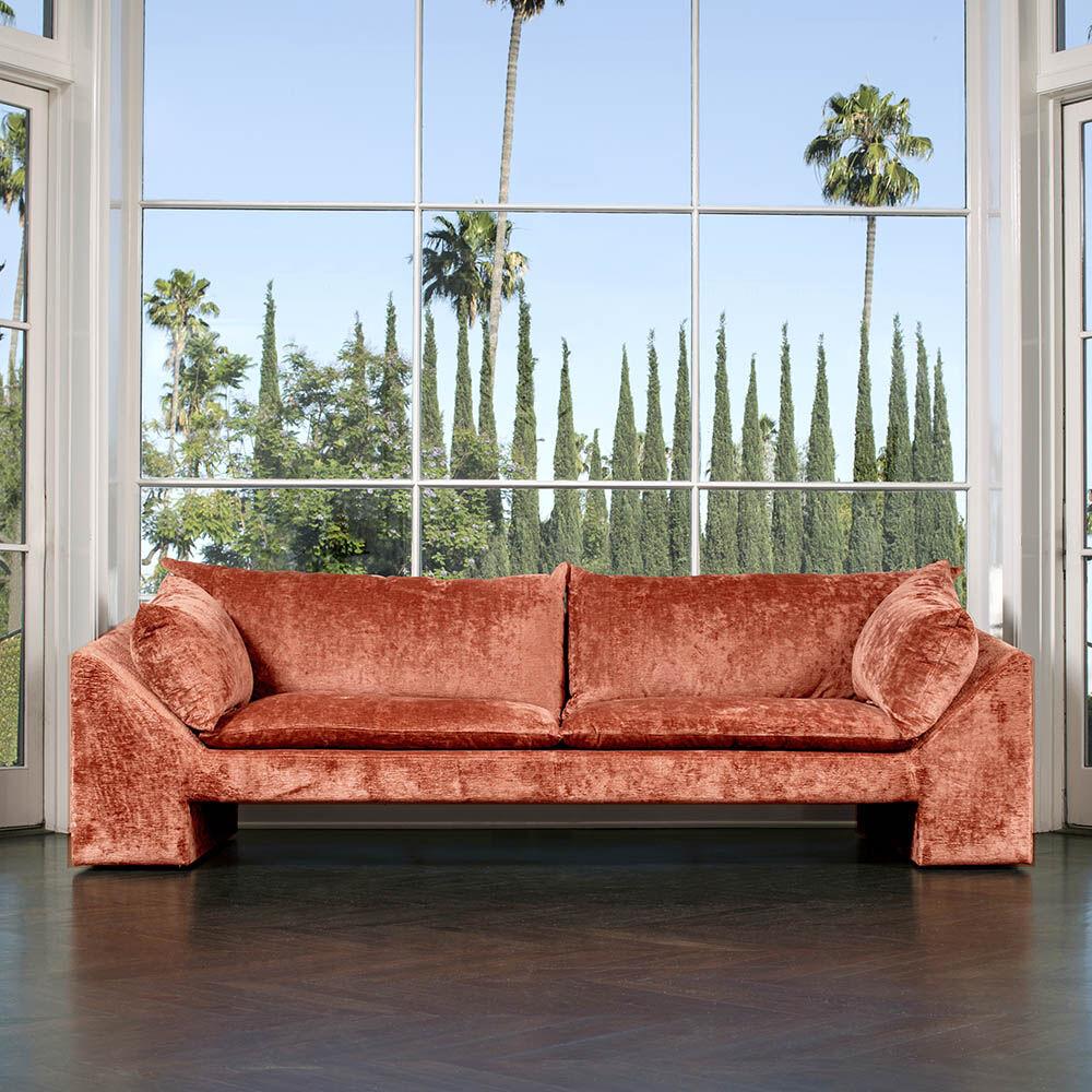 Sunset Sofa by Kelly Wearstler