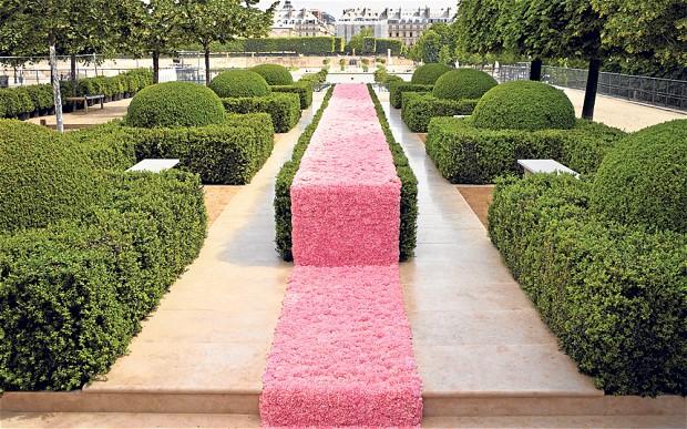 JARDINS JARDIN 2019 pink garden
