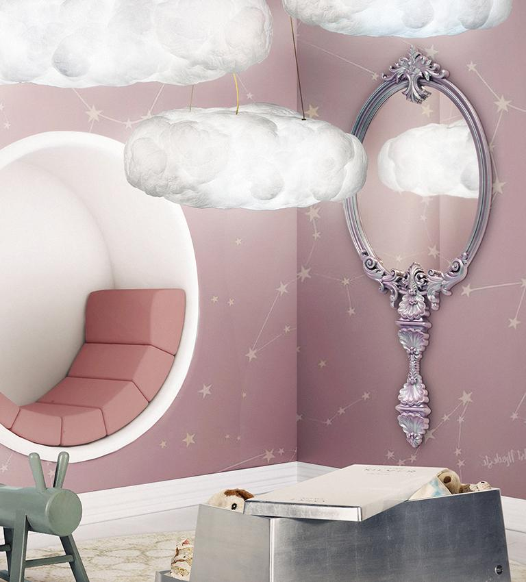 Circu created Magical Mirror inspired by the mirror of the wicked witch of Snow White