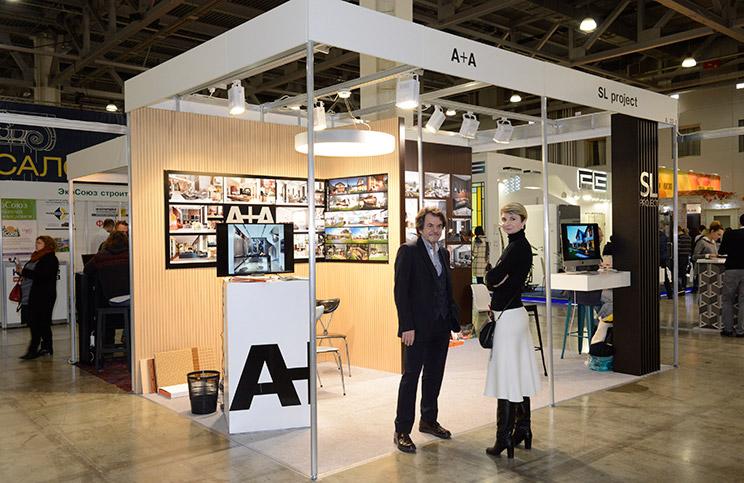 """A + A"" Russian Interior Design Group"