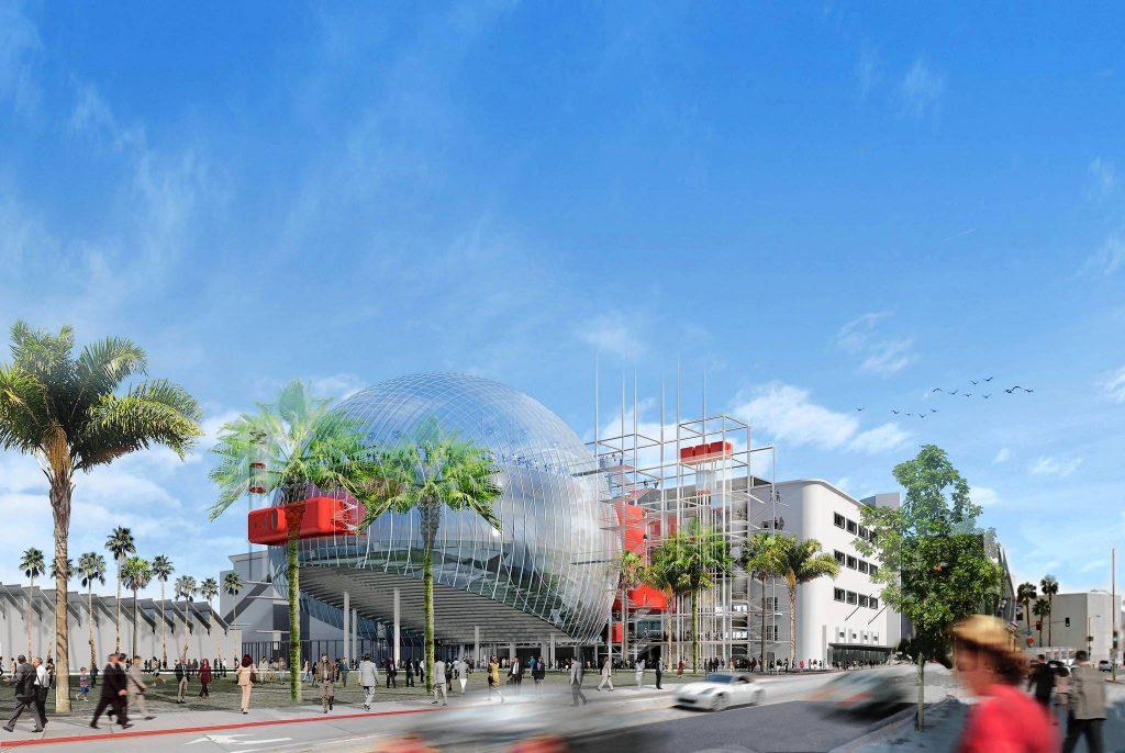 Academic Cinema Museum, designed by Renzo Piano
