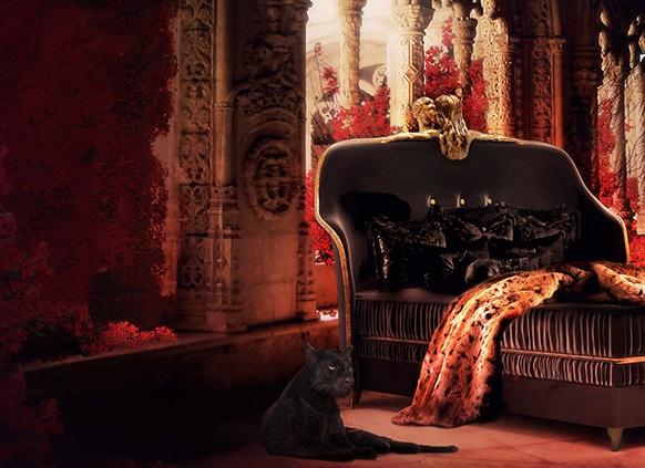 master bedroom designed by Koket