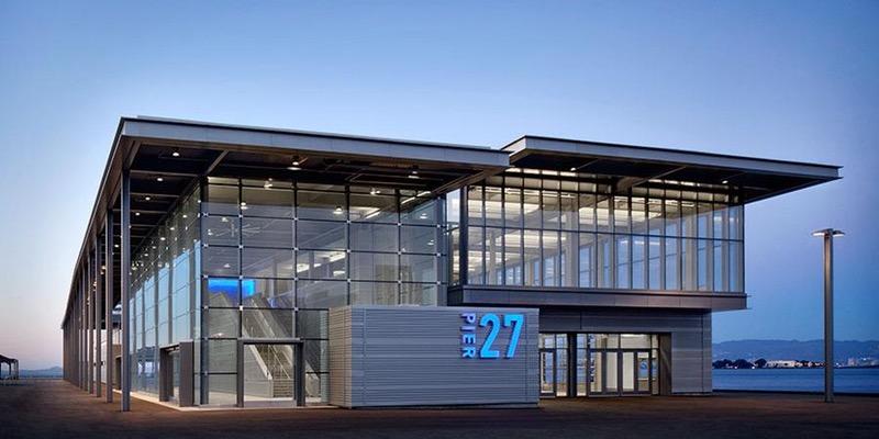 Pier 27 Cruise Terminal, Embarcadero, San Francisco