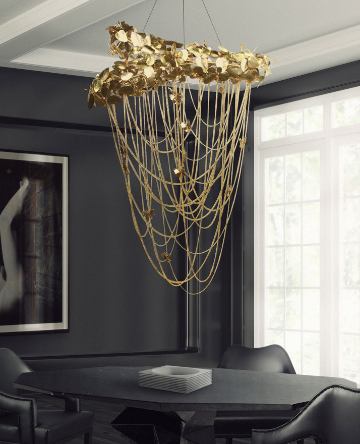 MCQUEEN CHANDELIER created by LUXXU