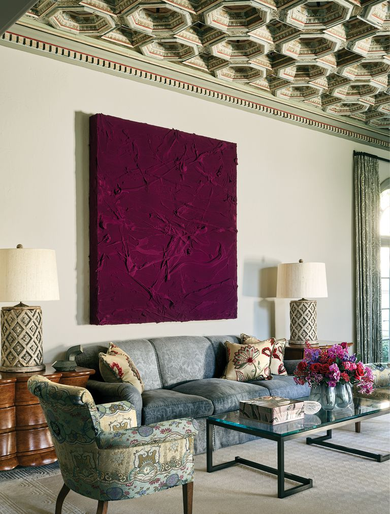1920s Palm Beach House Restored to its former glory by art adviser Heidi McWilliams