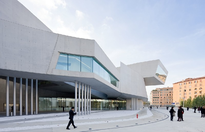 National Museum of Art of the XXI century (Rome, Italy)