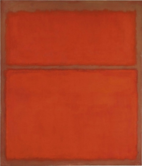 """Untitled"" - Mark Rothko"