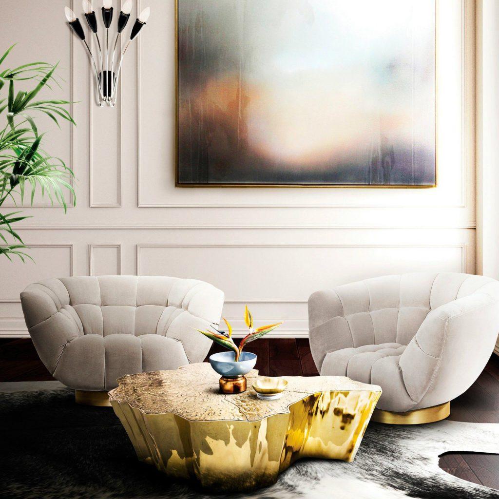 BRABBU created ESSEX Swivel Chair