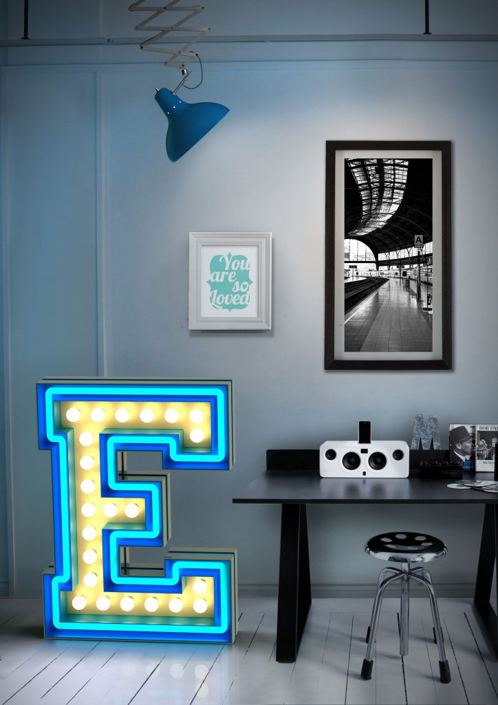 LETTER E Graphic by DelightFULL