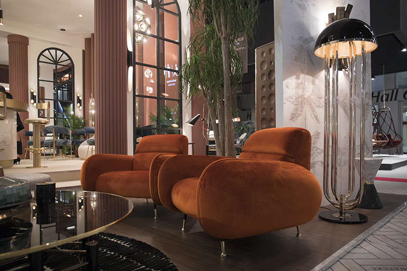 Marco Armchair by Essential Home