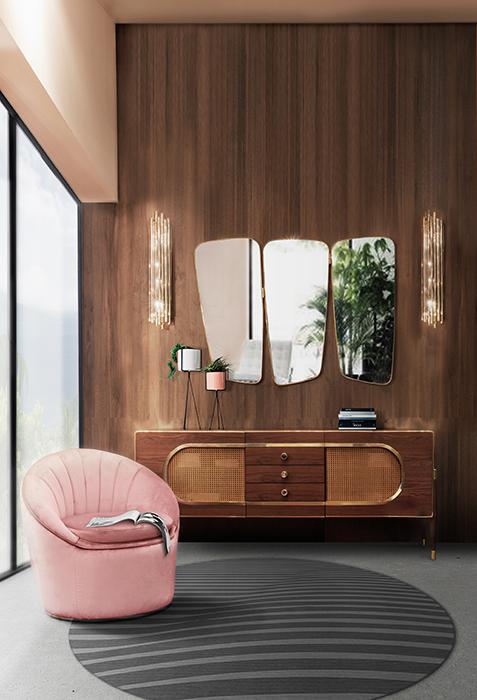 Monroe Armchair by  Essential Home