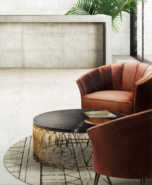 MAYA armchair by BRABBU