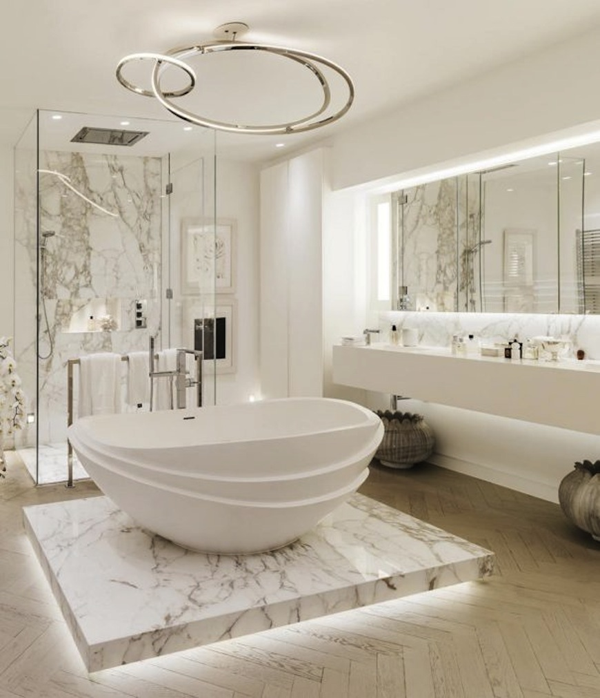 Kelly Hoppen About Best Bathroom Ideas