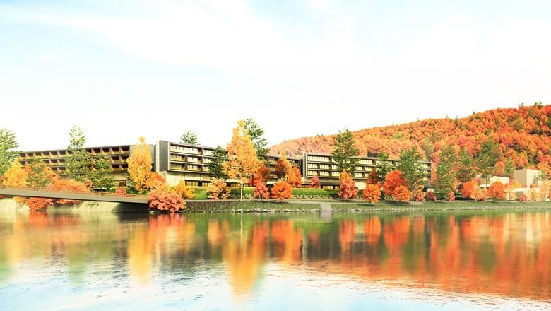 Ritz-Carlton Hotel in Nikko