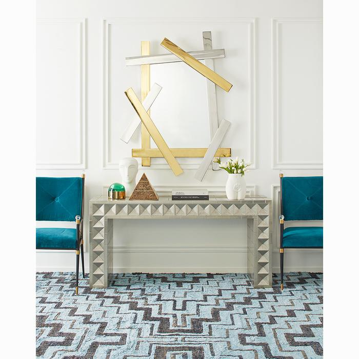 Electrum Mirror by Jonathan Adler