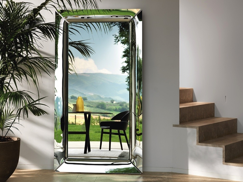 Caadre Mirror by Philippe Starck