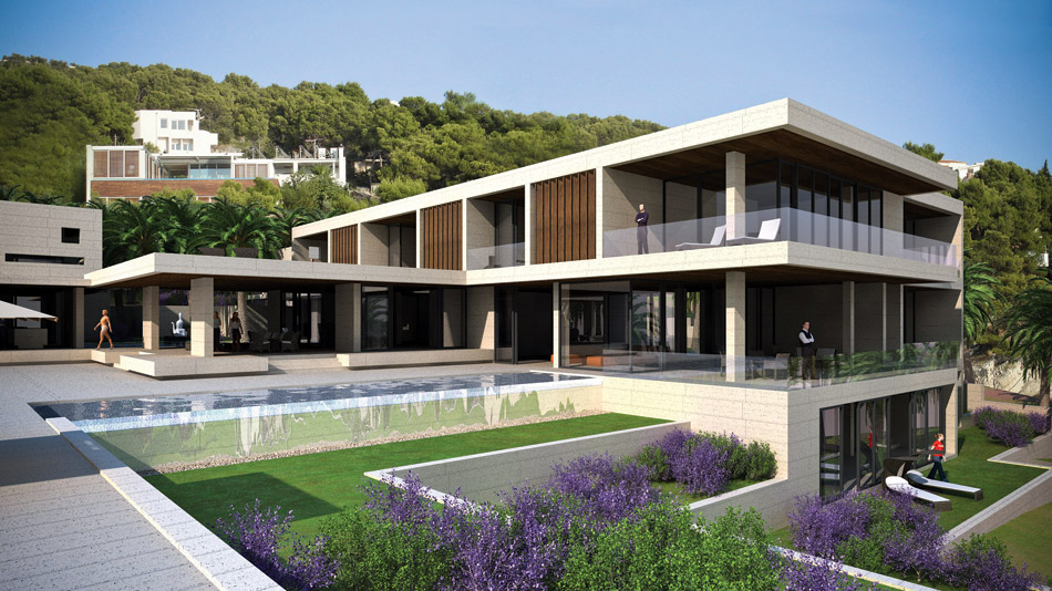 Dubrovnik Pearl, Croatian Dream project