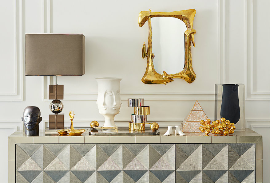 Reform Mirror by Jonathan Adler