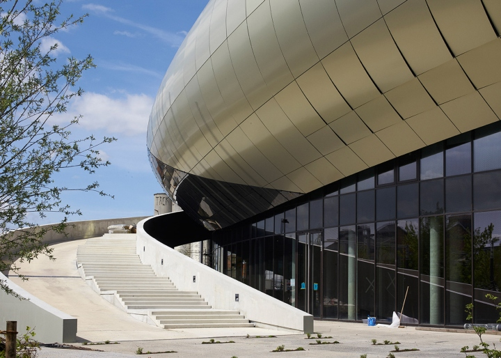 La Cité du Vin - Bordeaux Wine Museum