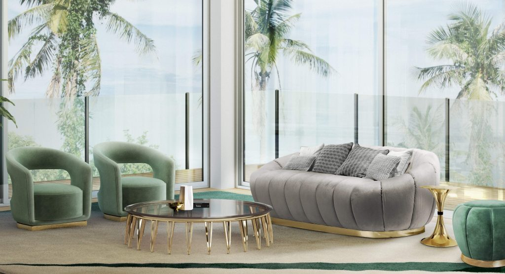 Sofa by Covet House