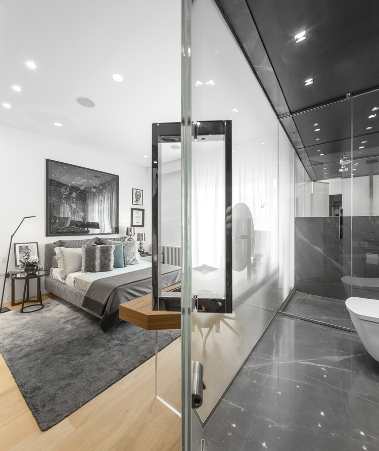 London Penthouse, designed by Fernanda Marques