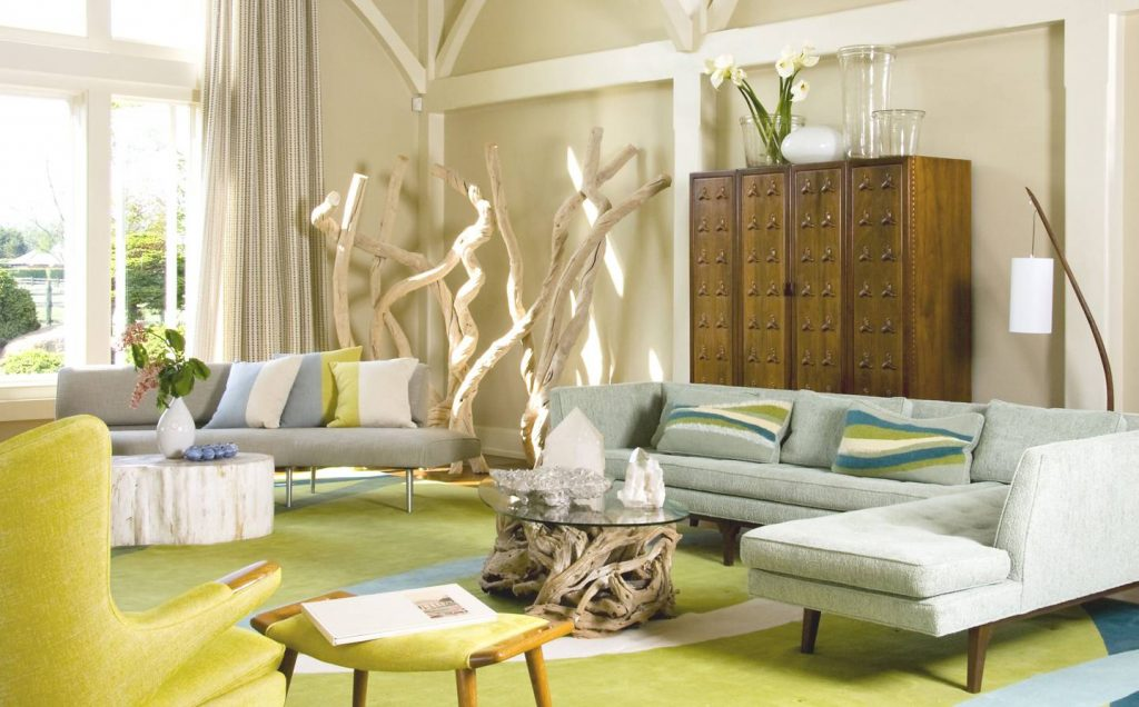 Beach House, Bridgehampton, New York, designed by Amy Lau