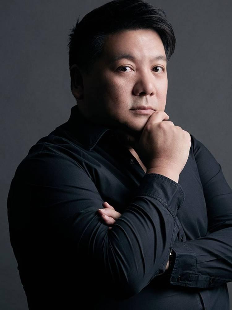 Interior designer Cameron Woo, founder of Cameron Woo designer