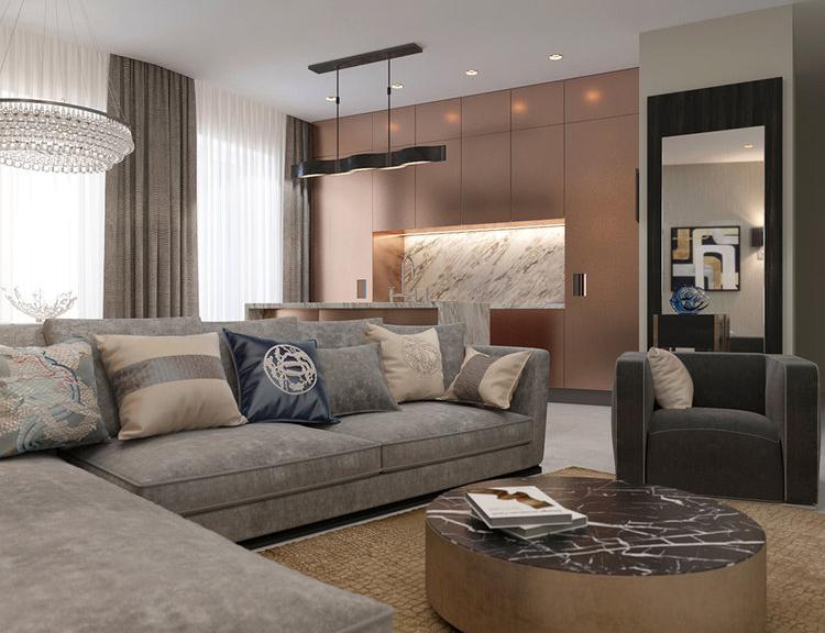 5 Stars Apartment by Vadim Maltsev