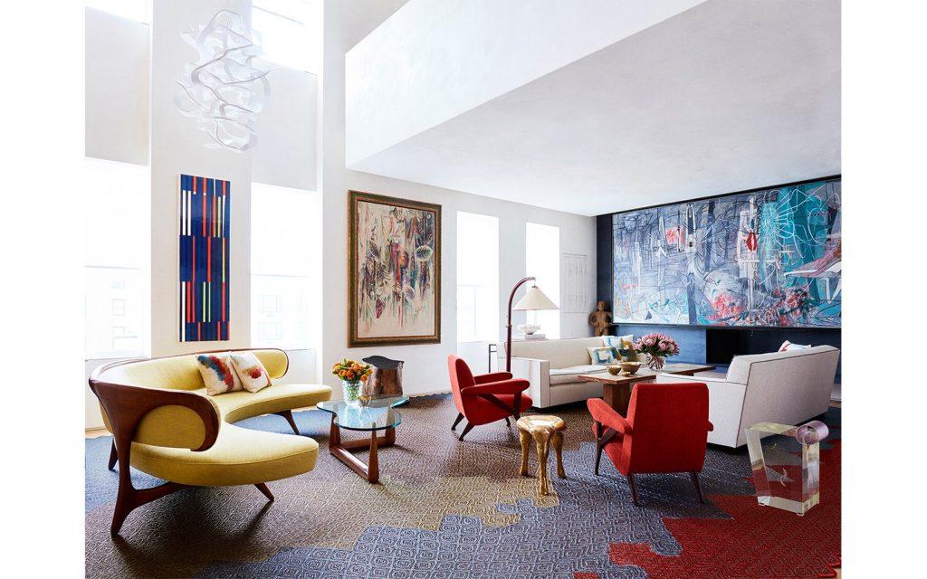Amy Lau Design Triplex
