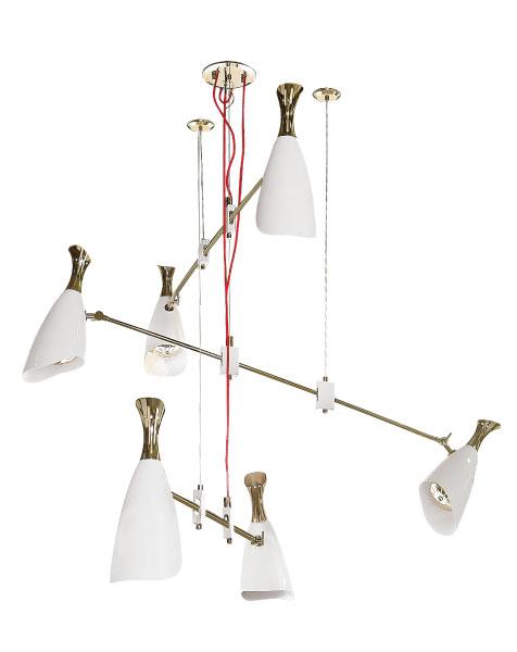 transitional style duke lamp